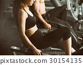 แข็งแรง,การออกกำลังกาย,ยิม 30154135