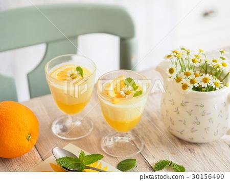 果凍 凍 橘子凍 30156490