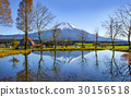 Fuji Mountain Refection at Fumotoppara Campground 30156518
