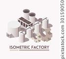 Factory Isometric Set 30159050