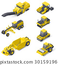 Transport for laying and repair of asphalt 30159196