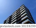 公寓 藍天 房屋 30159299