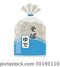 荞麦面【食品系列】 30160110