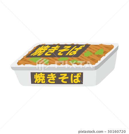โซบะทอด,วัตถุดิบทำอาหาร,อาหาร 30160720