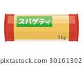 細意大利面 袋子 袋 30161302