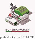 Factory Isometric Set 30164291