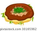 ภาพประกอบโอโคโนมิยากิสไตล์ฮิโรชิม่าโดยไม่ต้องมายองเนส 30165962