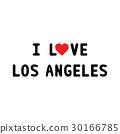 I LOVE LOS ANGELES1 30166785