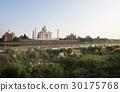 Taj Mahal Ancient Alley Agra Mughal Temple 30175768