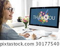 Thank You Appreciation Greatful Happy 30177540
