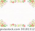 玫瑰 玫瑰花 框架 30181312