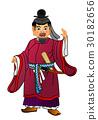 Hirofumi Shrine Kibi Maki 30182656