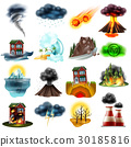 Natural Disasters Set 30185816