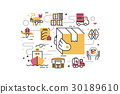 Logistics and transportation 30189610