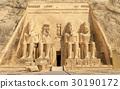 abu simbel temple 30190172