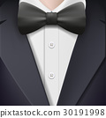 tuxedo with a bow tie. 30191998
