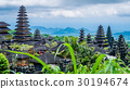 Roofs in Pura Besakih Temple in Bali Island 30194674