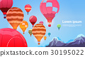 air, balloon, banner 30195022