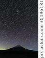 모토스 · 竜ヶ岳에서 보는 후지산과 밤하늘 30196181