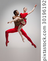 ballet, dancer, couple 30196192