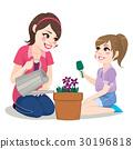 Gardening Daughter Mother 30196818
