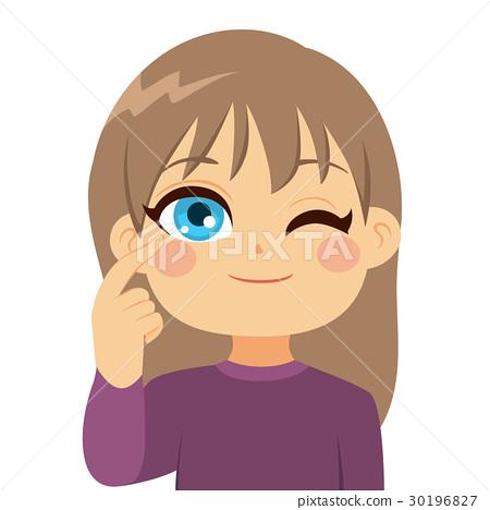 Eye Concept Girl 30196827