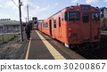 高松车站 月台 电车 桃太郎线 电气列车 火车 30200867