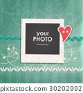 photo, vector, frame 30202992