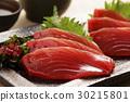 Skipjack sashimi 30215801