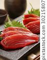 Skipjack sashimi 30215807