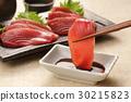 bonito, sashimi, japanese food 30215823