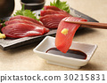 bonito, sashimi, japanese food 30215831