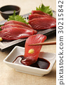 bonito, sashimi, japanese food 30215842