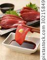 bonito, sashimi, japanese food 30215849