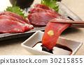Skipjack sashimi 30215855