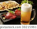 啤酒 淡啤酒 生魚片 30215961