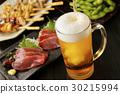 啤酒 淡啤酒 生鱼片 30215994