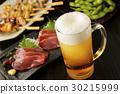 啤酒 淡啤酒 生魚片 30215999