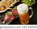 啤酒 淡啤酒 生魚片 30216009