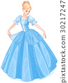 Cinderella beautiful pretty 30217247