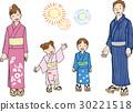 유카타 가족 1 30221518