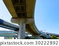 수도 고속도로, 접합, 접속점 30222892