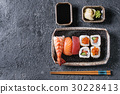 Sushi Set nigiri and rolls 30228413