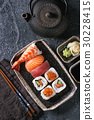 Sushi Set nigiri and rolls 30228415