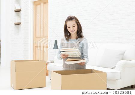 移動準備·生活方式 30228681