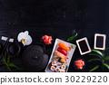 Japanese sushi dish 30229220