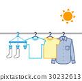 太阳和洗衣房 30232613