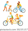 family bike bicycle 30235157