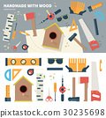 Tools for handmade things 30235698