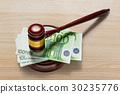 banknote, bill, euro 30235776